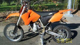 2004 Ktm 85 Sx photo