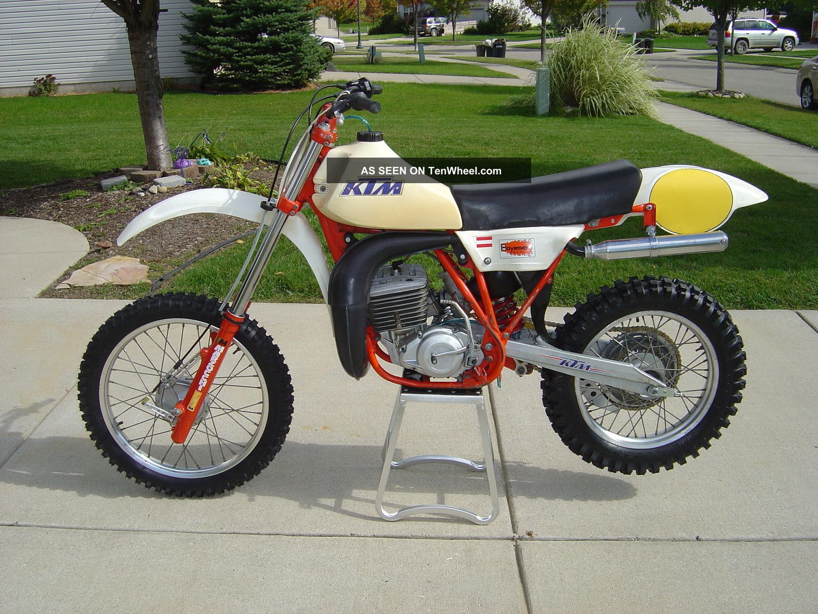 1982 Ktm 250 / Ii Mc Typ 542 Other photo