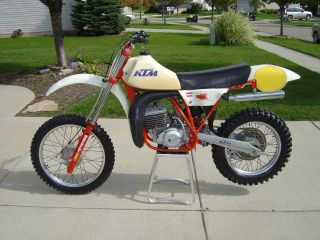 1982 Ktm 250 / Ii Mc Typ 542 photo