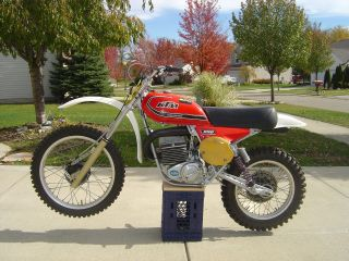 1977 Ktm 250 Mc5 Typ 54 photo