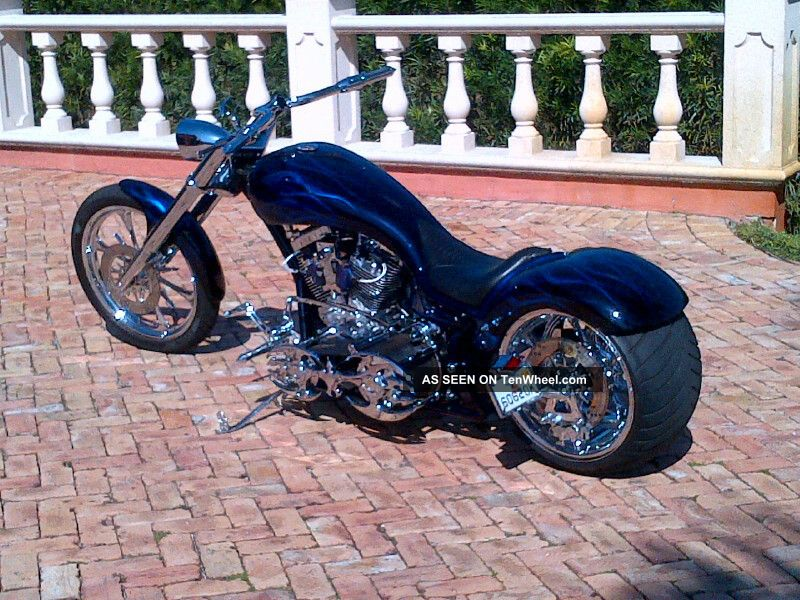 2006 Kaotic Custom Chopper Other Makes photo