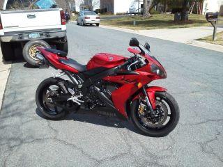 2004 Yamaha R1 1000 Cc photo