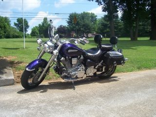 Yamaha Roadstar 1600cc 2003 photo