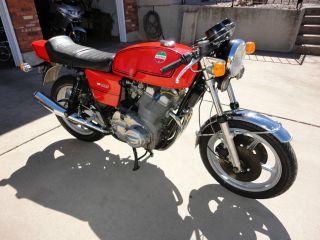 Laverda 1000 - 1976 photo