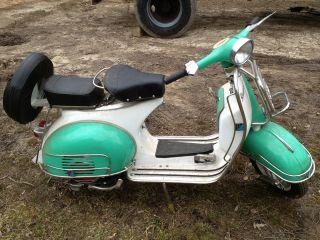 1964 Vespa Scooter,  150 photo