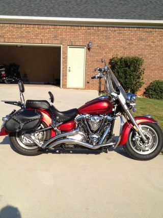 2007 Yamaha Road Star 1700 photo