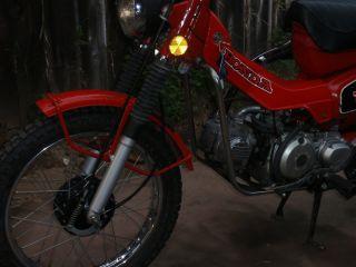 1984 Honda Ct 110,  8 Speed Automatic photo