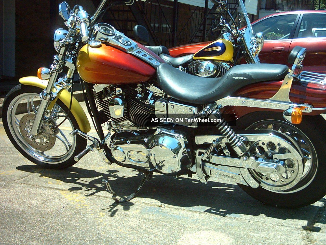 2000 Harley Davidson Dyna Wide Glide (fxdwg) Dyna photo
