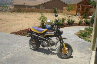 1979 Honda Ct70 Mini Trail Bike photo