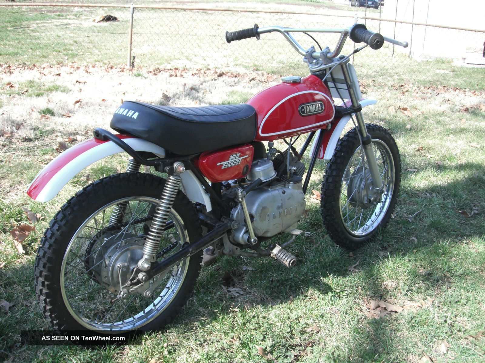 yamaha mini enduro 1971 1972 jt1 jt2mx vintage. Black Bedroom Furniture Sets. Home Design Ideas