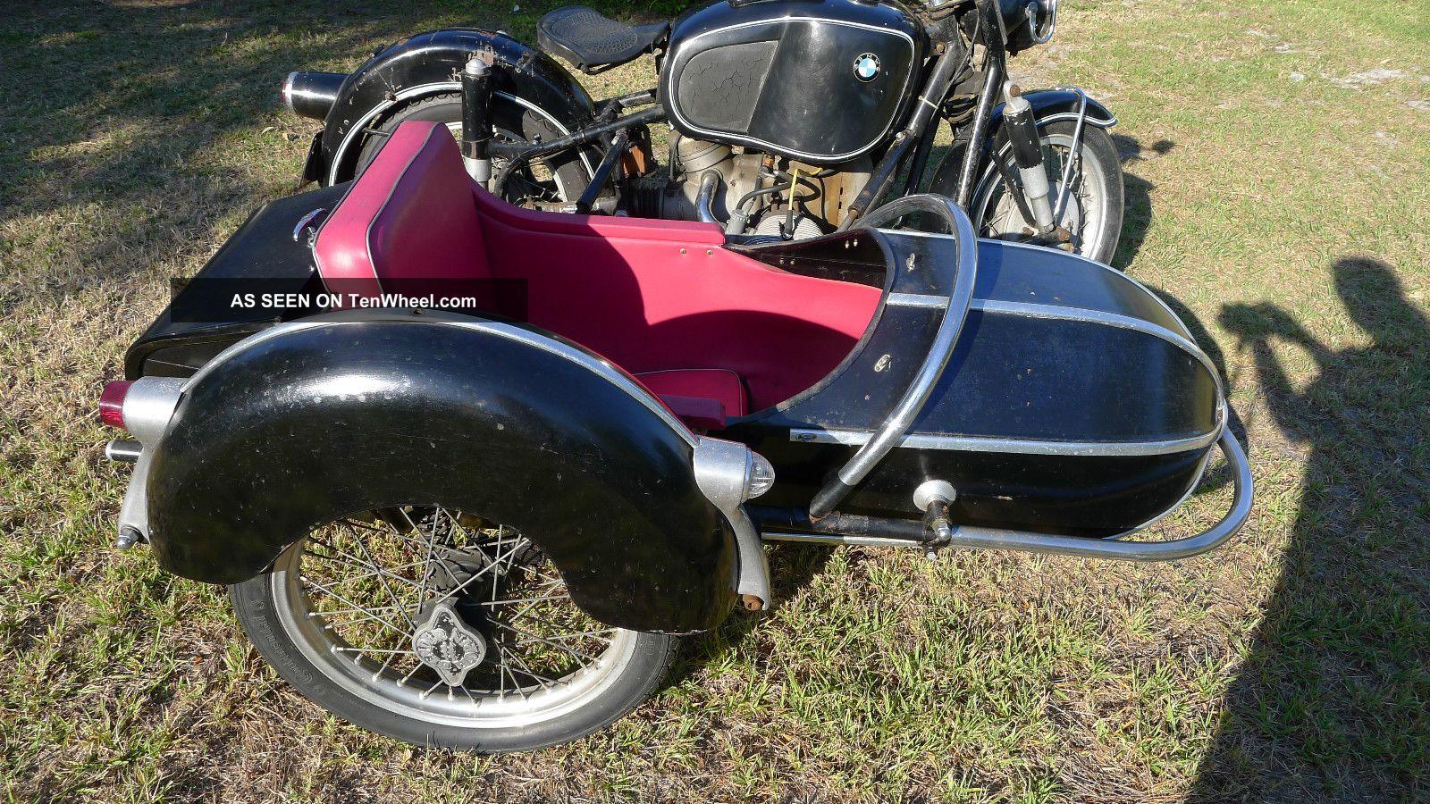 Bmw R W R S Motor Bender Florin Sidecar Lgw