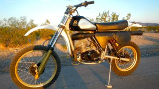 1982 Husqvarna Xc250 Survivor Museum Runs Title Ahrma Vintage Mx Cr Cz photo