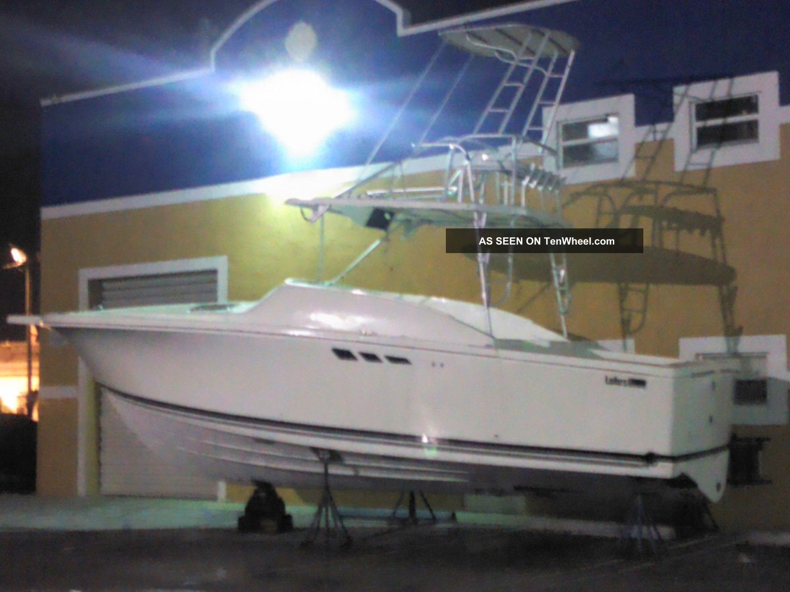 1993 Luhrs 290 Open Offshore Saltwater Fishing photo