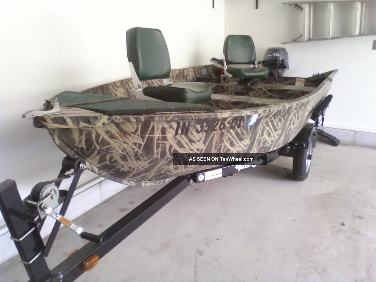 2003 G3 Bass Fishing Boats photo