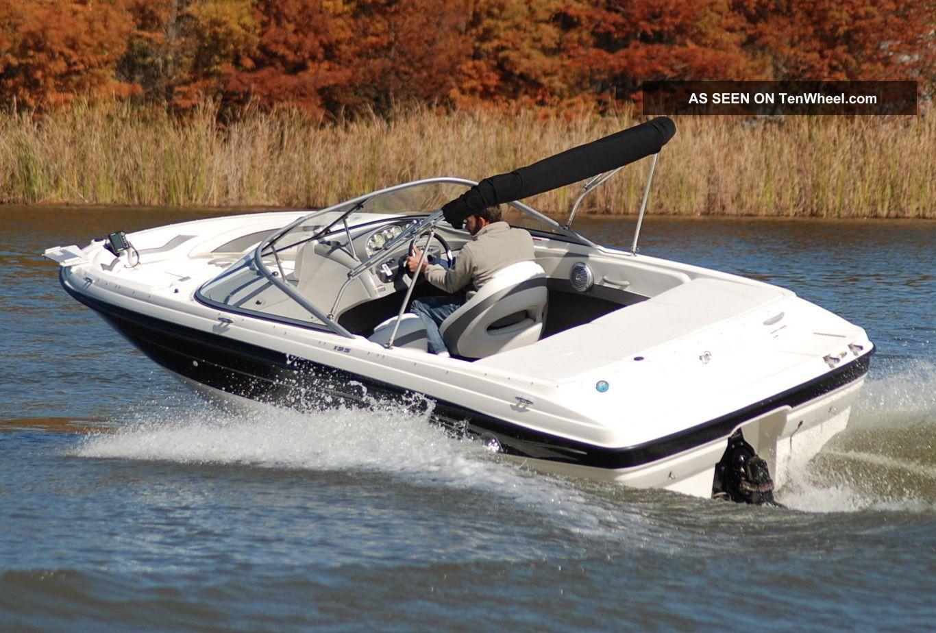 2008 bayliner 185 fish ski for Fish and ski