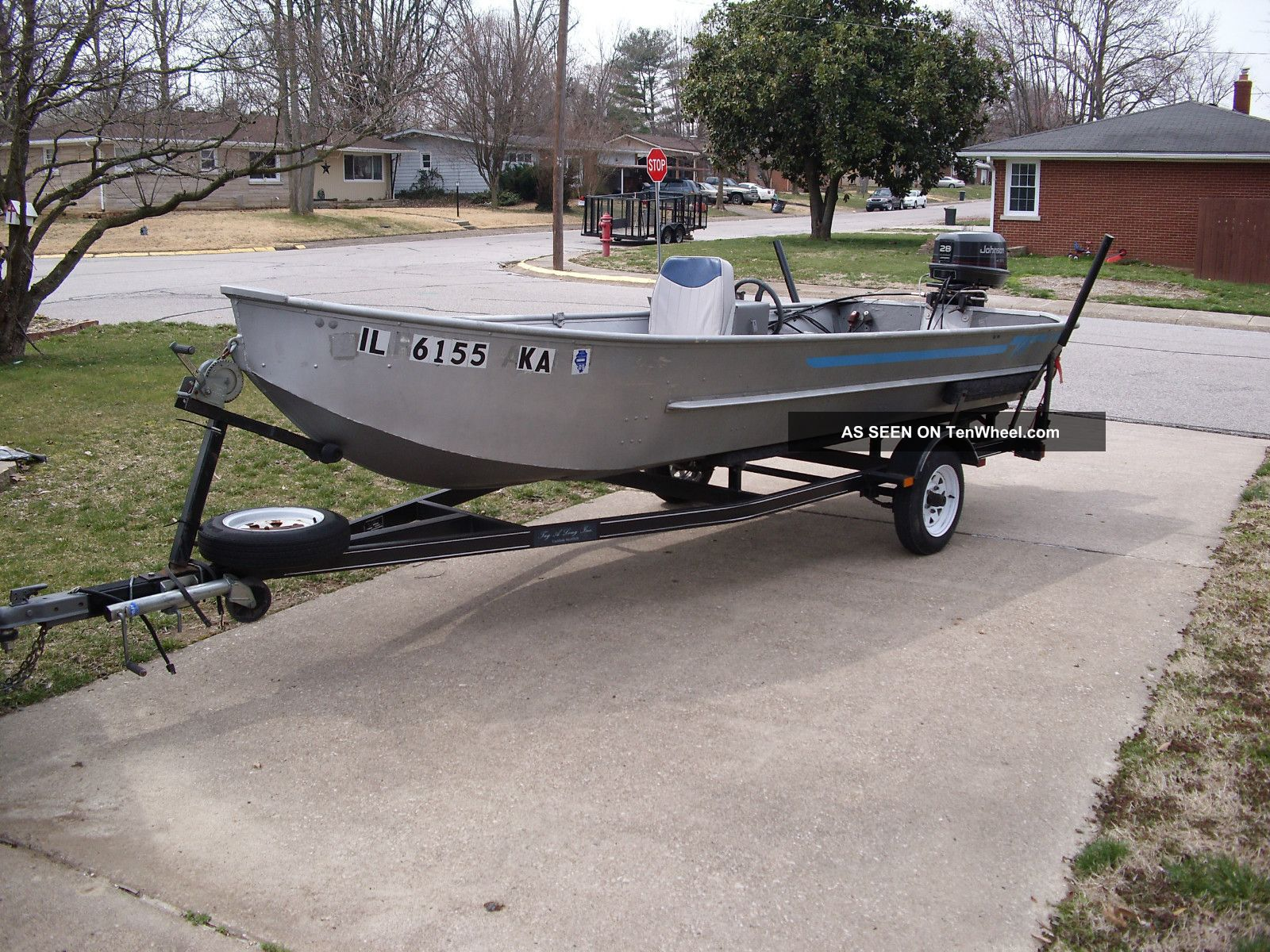 1994 Waco 2042 15sv Other Freshwater Fishing photo