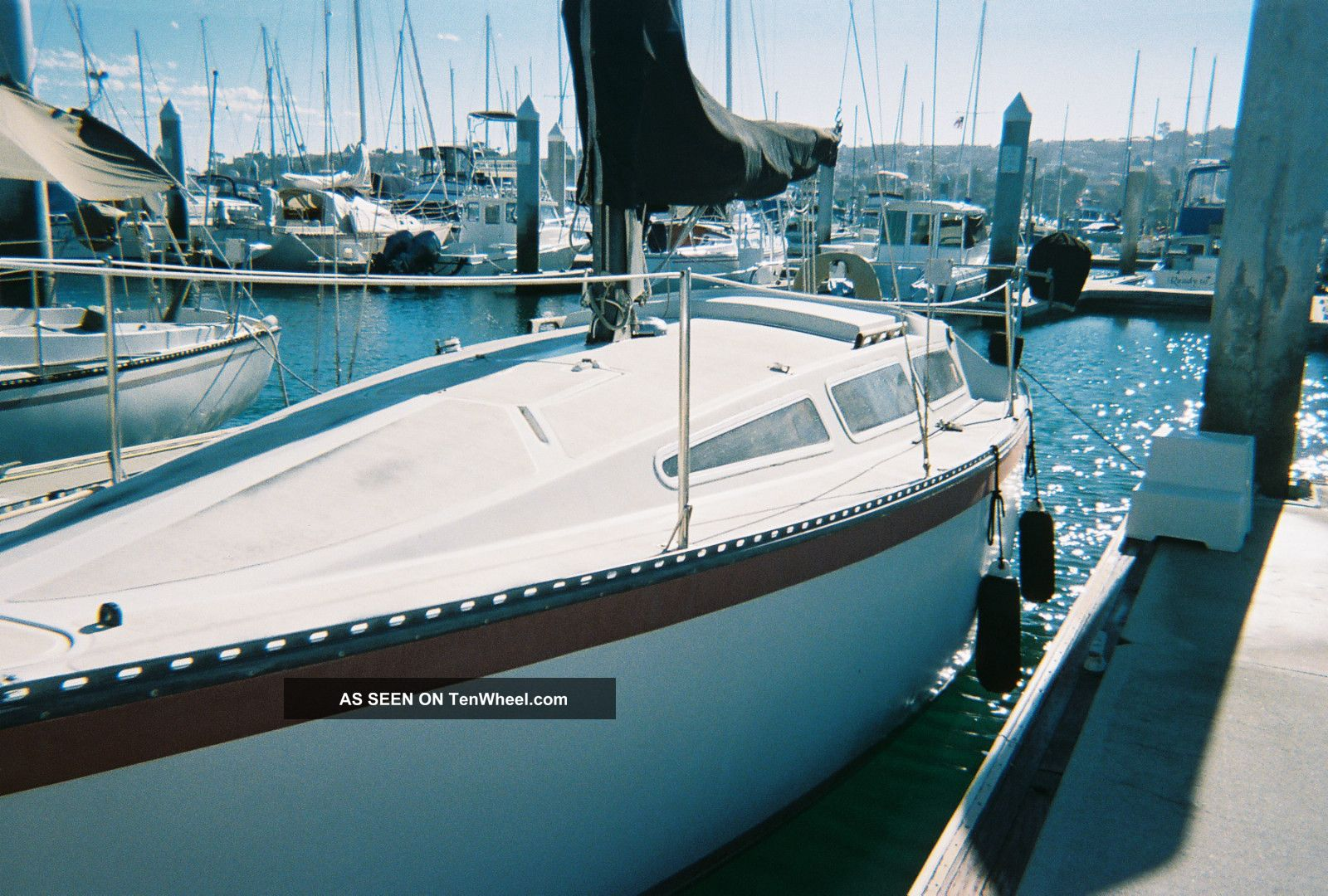 1976 Lancer 28 Sailboats 28+ feet photo
