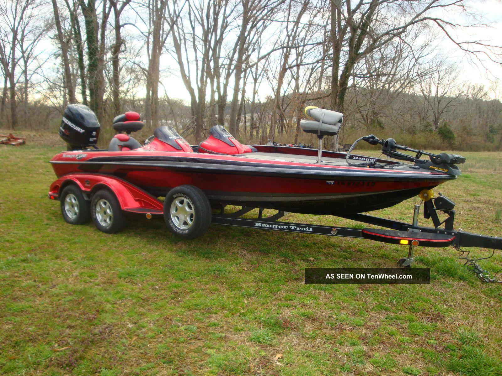 2007 Ranger Z21 Bass Fishing Boats photo