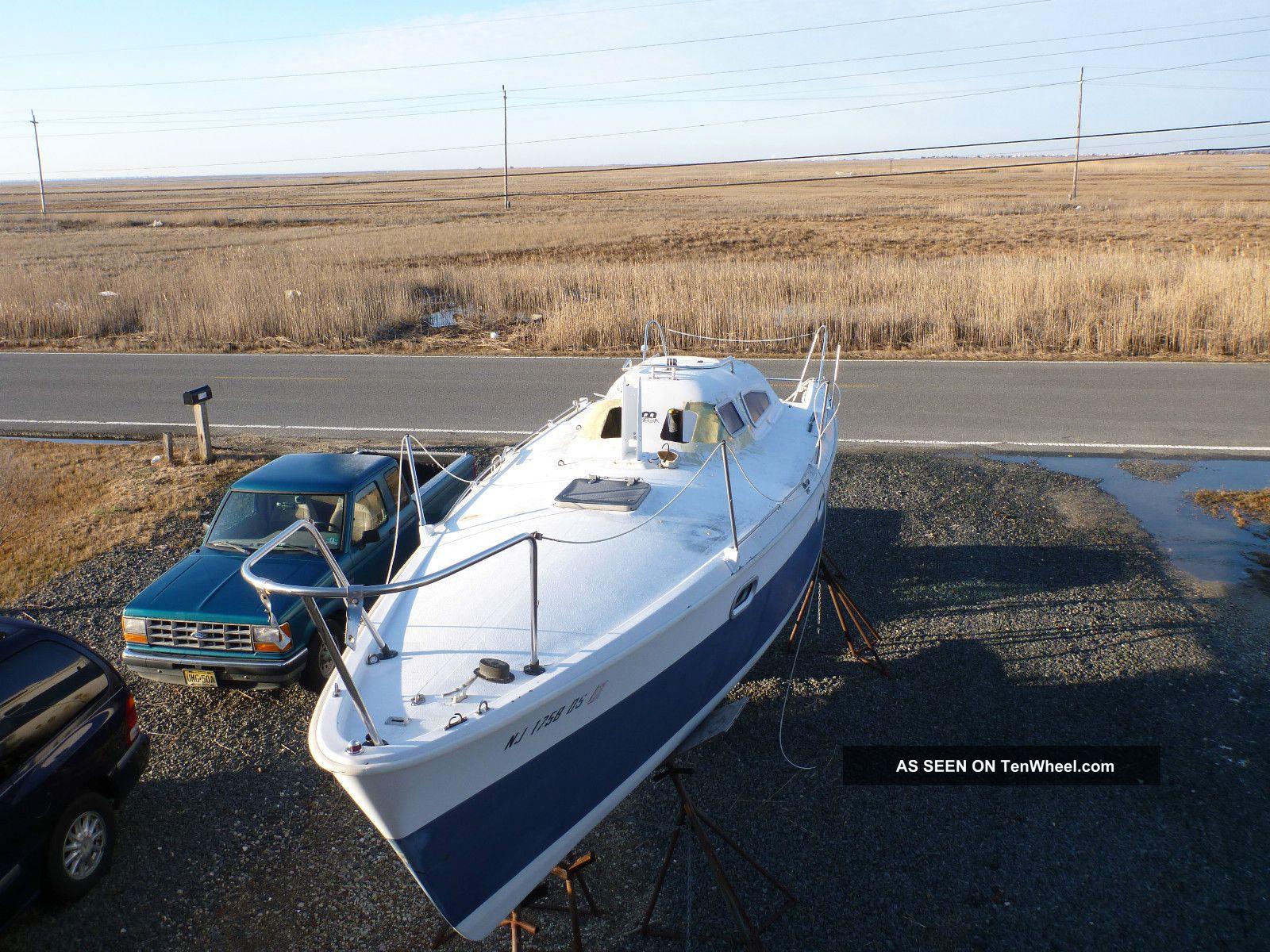 1978 C&c Mega 30 Sailboats 28+ feet photo