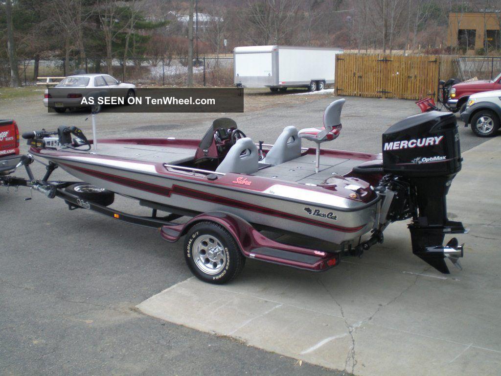 2009 Bass Cat Sabre Bass Fishing Boats photo