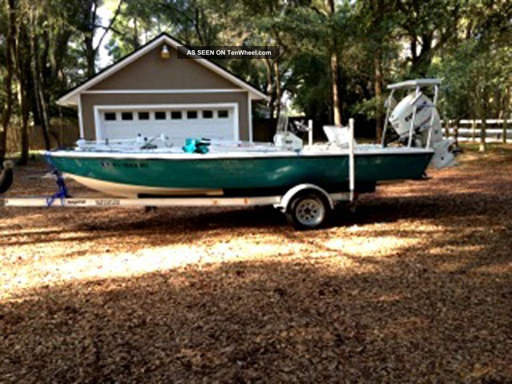 2003 Carolina Skiff Ekh Inshore Saltwater Fishing photo