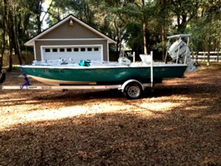 2003 Carolina Skiff Ekh photo