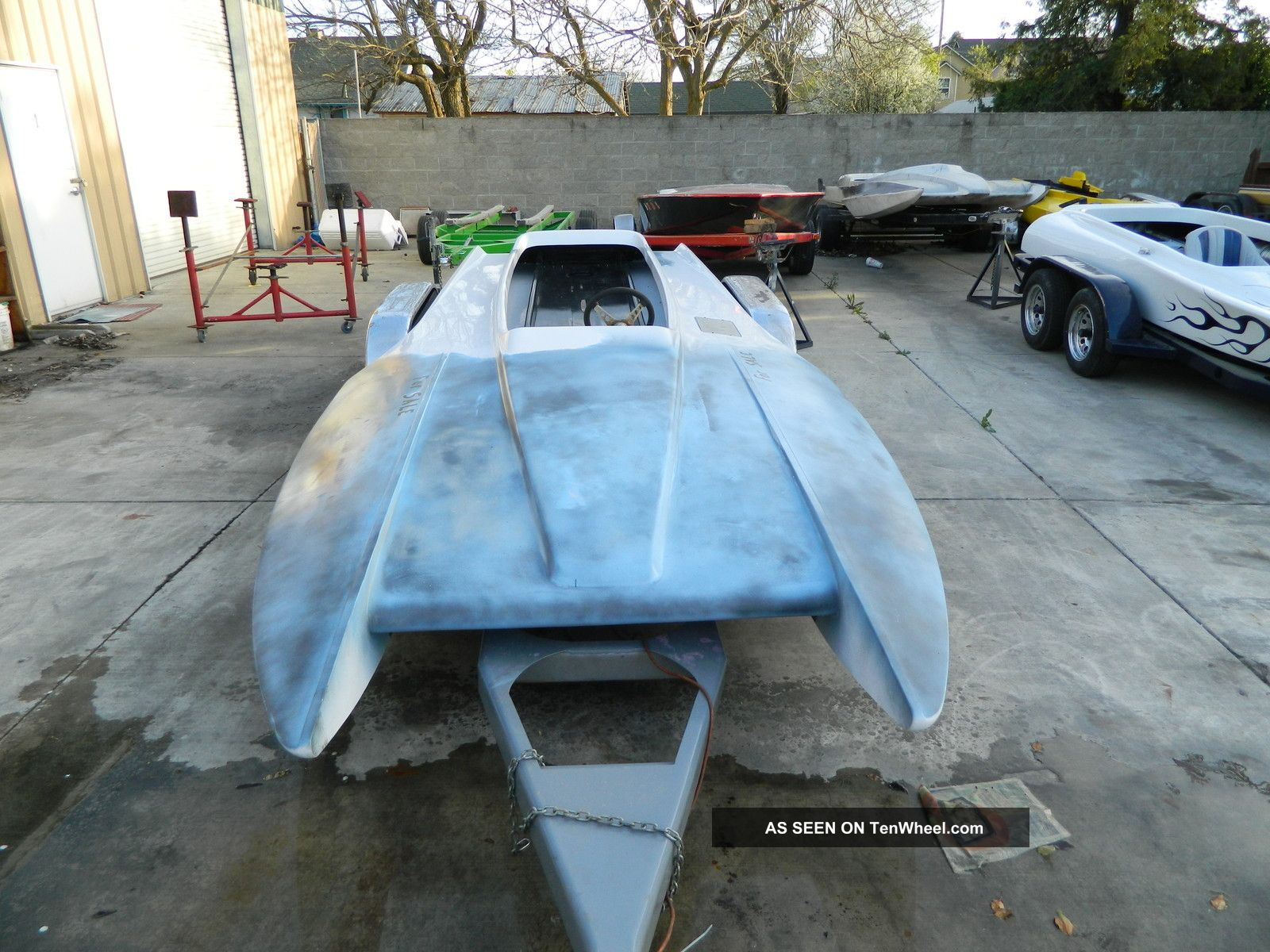 1978 Brendel / Hondo Blown Fuel Hydro (old Smoke On The Water Boat) Other Powerboats photo