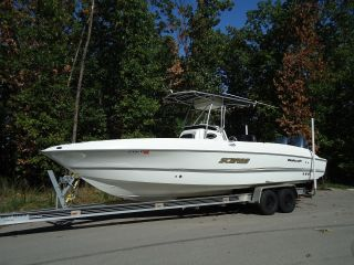 2005 Wellcraft Scarab photo