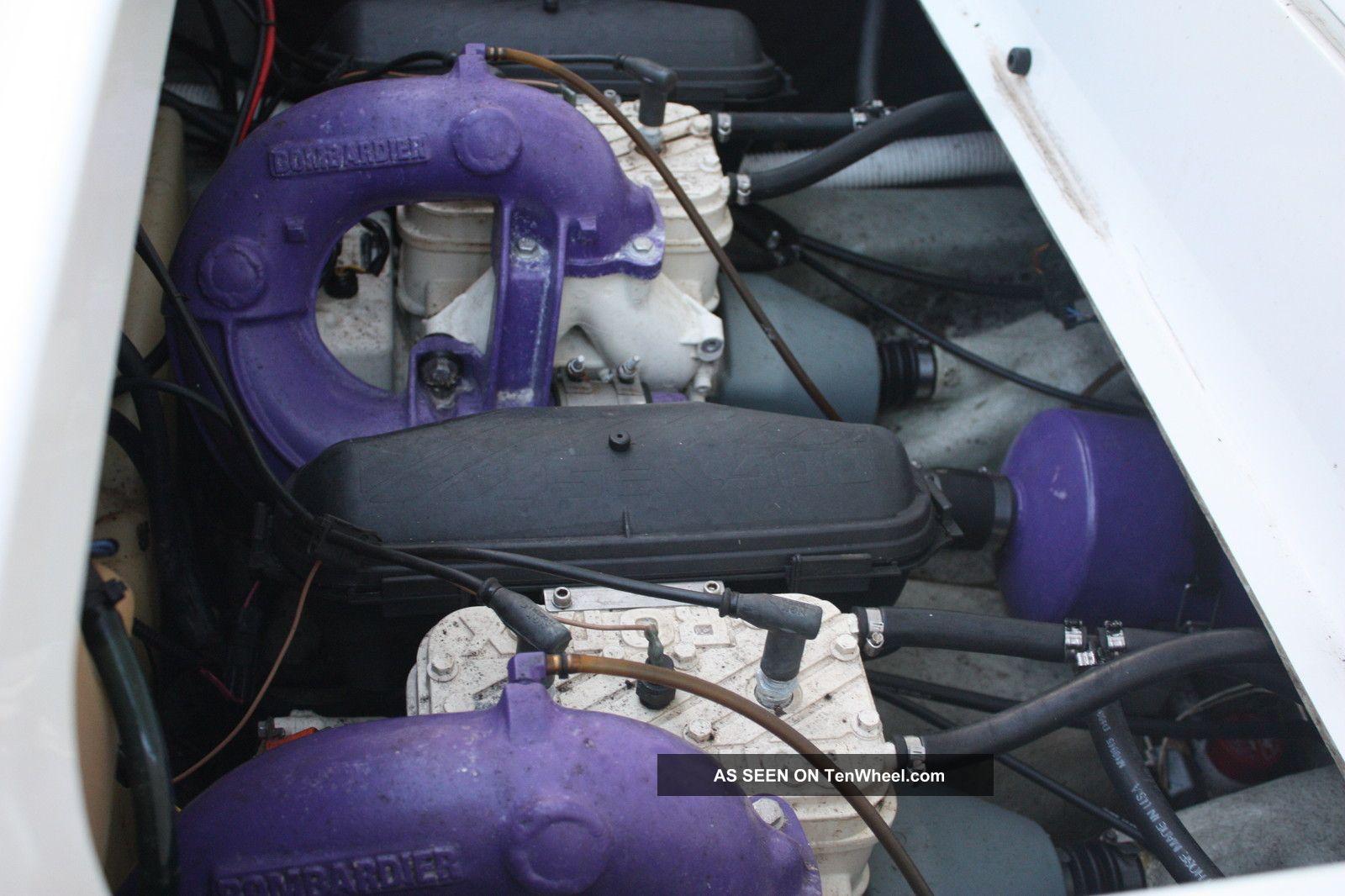 1996 Sea Doo Speedster
