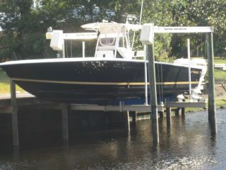 2007 Anna Capri 33 ' Center Console photo