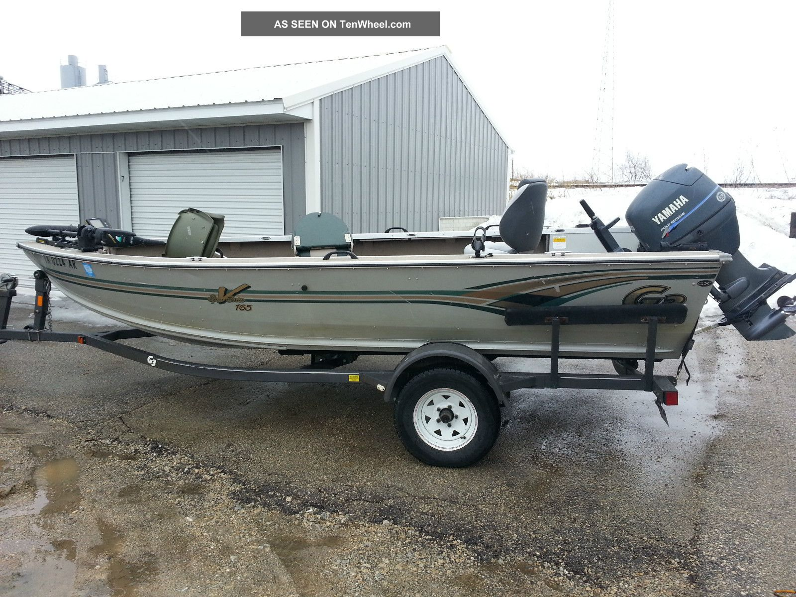 2001 g3 165 for G3 fishing boats