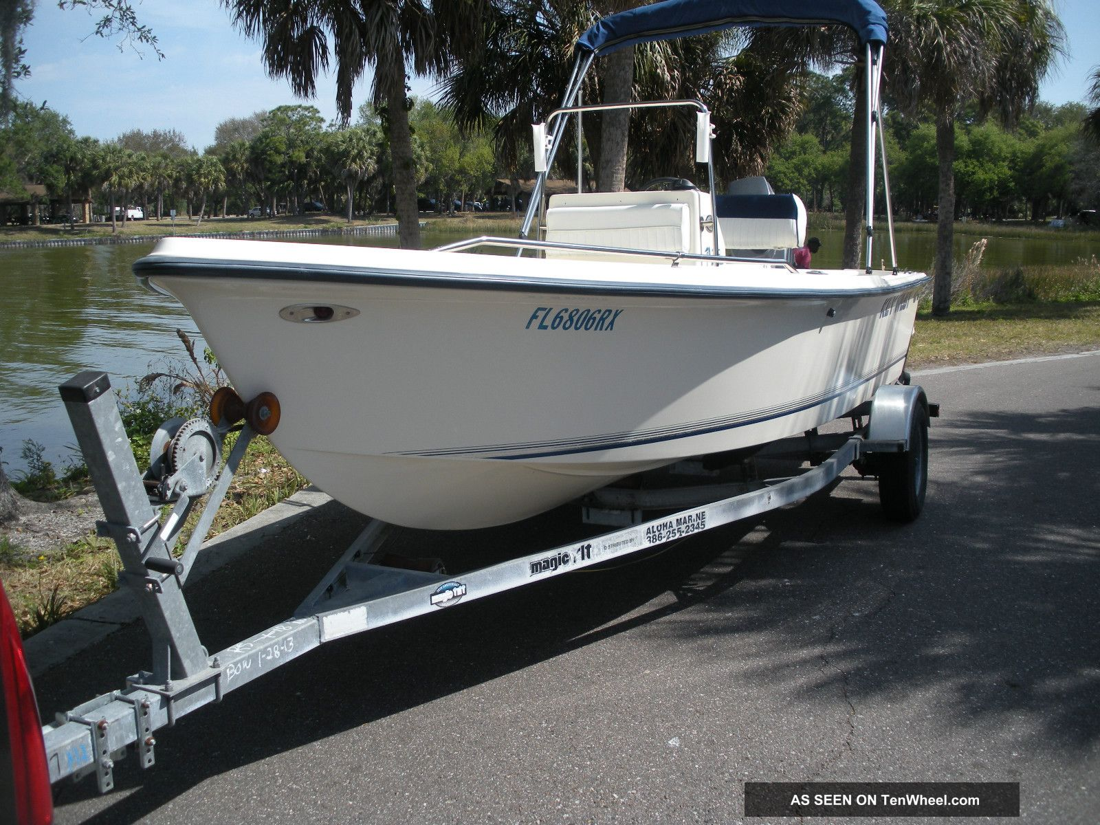 2004 Key West 1720 Inshore Saltwater Fishing photo