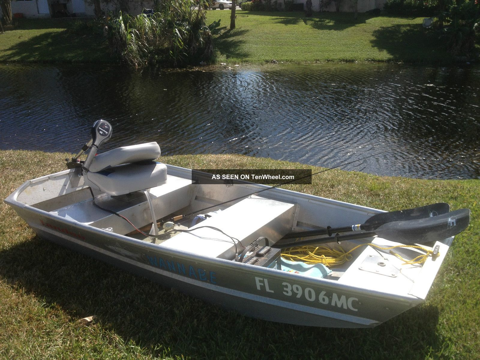 2002 Landau Bass Fishing Boats photo
