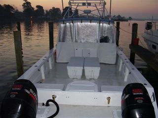 2005 Twin Vee 36 ' Weekender photo
