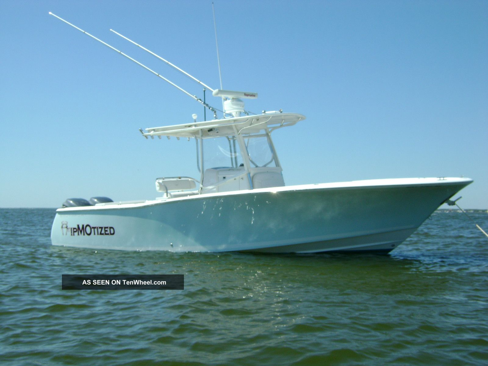 2006 Southport Center Console Offshore Saltwater Fishing photo