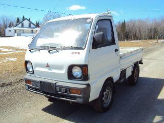 1991 Mitsubishi photo