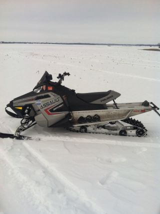 2011 Polaris Switchback Assault 800 photo