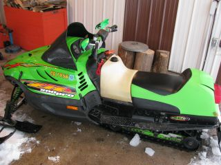 2000 Arctic Cat Zr photo