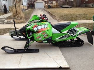 2013 Arctic Cat Sno Pro 600 photo