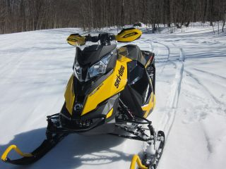 2013 Ski - Doo Mxz X 800 photo