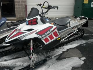 2009 Polaris Dragon Rmk 163 photo