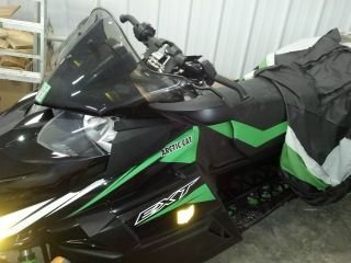 2011 Arctic Cat Z1 Turbo photo