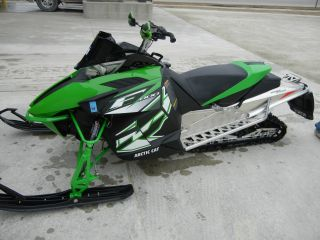 2012 Arctic Cat Procross F8 Snopro photo