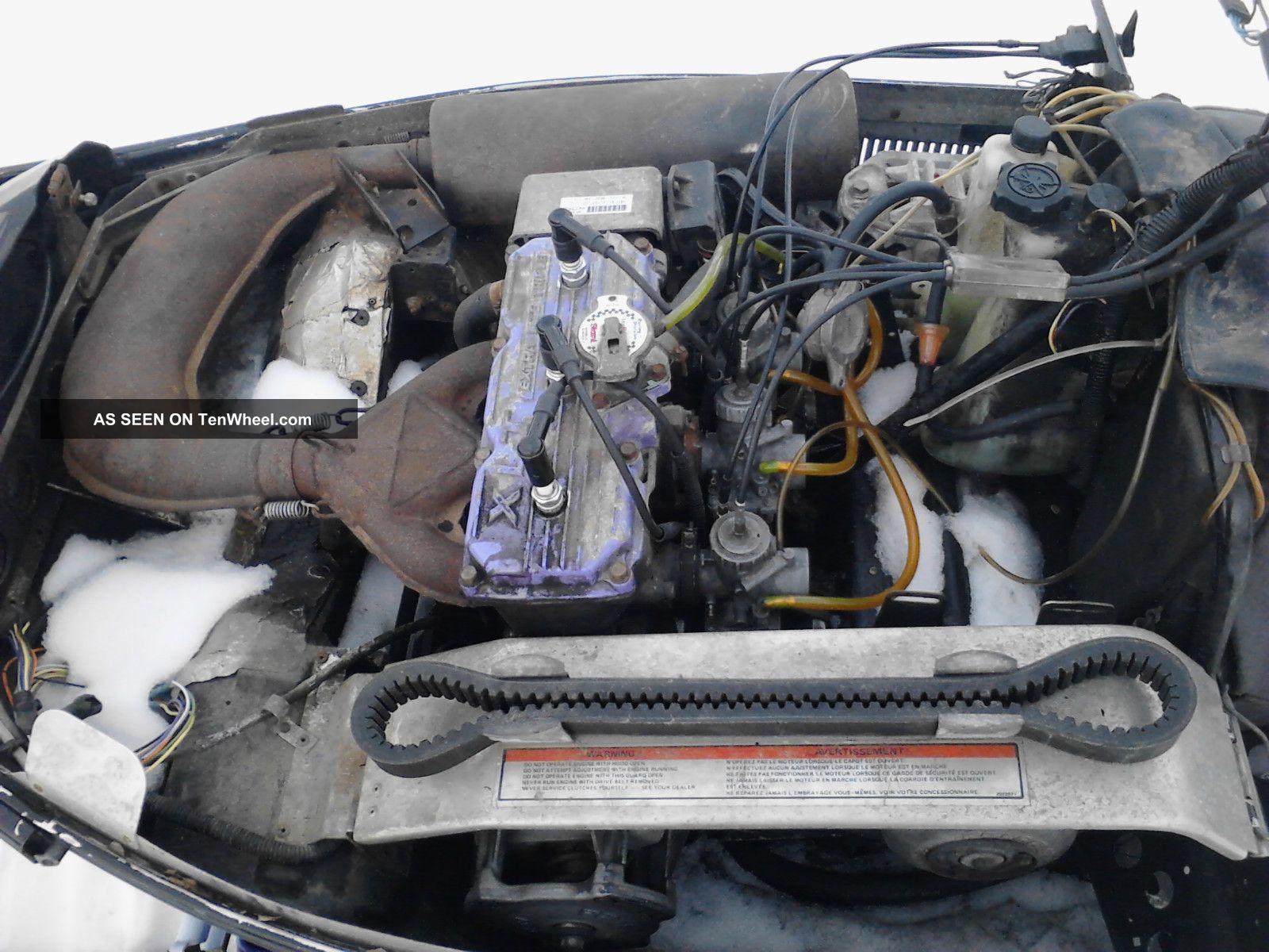 BMW Mountain View >> 1994 Polaris Xlt Sks 580