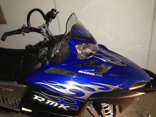 2007 Polaris Rmk 600 photo