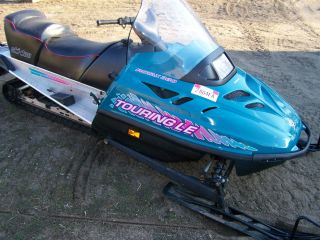 1995 Ski - Doo Touring E photo