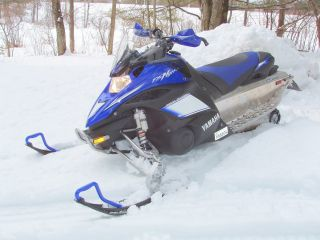 2009 Yamaha Fx Nytro photo