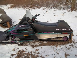 1996 Polaris 440 Indy Sport photo