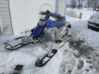 2008 Yamaha Phazer photo