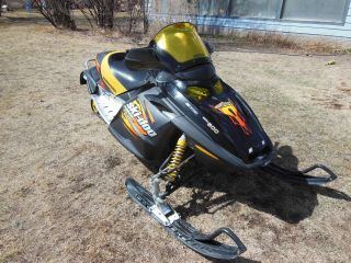 2003 Ski - Doo Mxz photo
